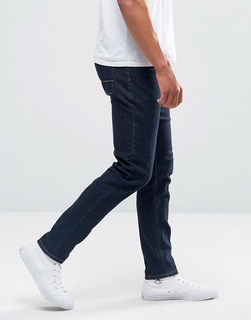 Image 4 ofASOS Skinny Jeans In Indigo