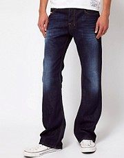 Diese  Zatiny 74W  Bootcut-Jeans