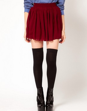 Image 4 ofHearts &amp; Bows Skater Skirt