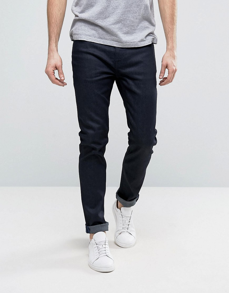 Cheap Monday Sonic Jeans Unwashed - Unwashed
