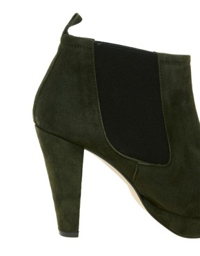 Image 3 ofGanni Fiona Suede Boots