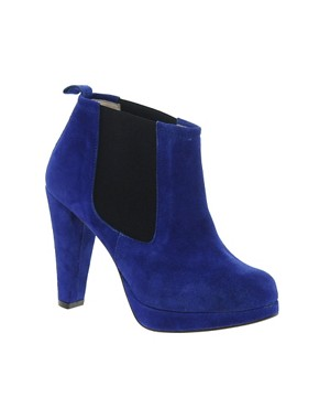 Image 1 ofGanni Fiona Suede Boots