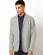 Vivienne Westwood Anglomania for Lee Jacket Hickory Stripe