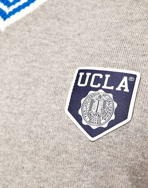 Bild 3 von UCLA  Cambell  Pullover mit V-Ausschnitt