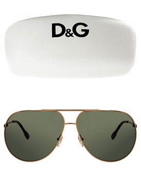 Image 2 ofD&amp;G Aviator Sunglasses