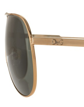 Image 4 ofD&amp;G Aviator Sunglasses