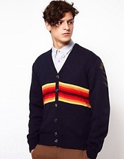 Tom and Hawk Lucky Luke Cardigan
