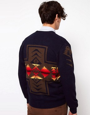 Image 2 ofTom and Hawk Lucky Luke Cardigan