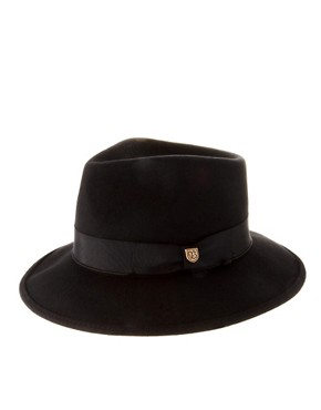 Image 2 ofBrixton Swindle Felt Trilby