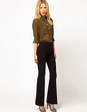 ASOS Kick Flare Trousers