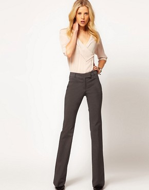 Image 1 ofASOS Kick Flare Trousers