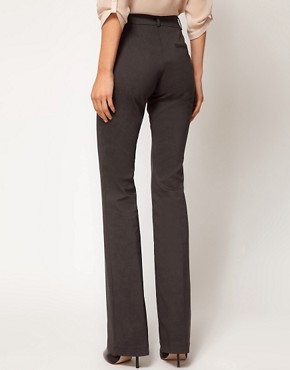 Image 2 ofASOS Kick Flare Trousers