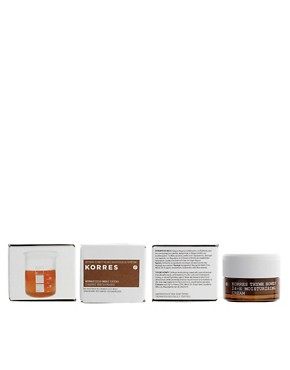 Image 1 ofKorres Thyme Honey 24 Hour Moisturising Cream 40ml