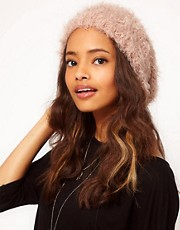ASOS Fluffy Boyfriend Beanie