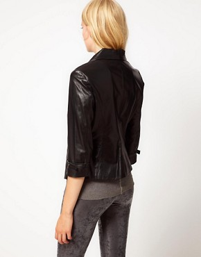 Image 2 ofKova &amp; T Salvador Leather Jacket