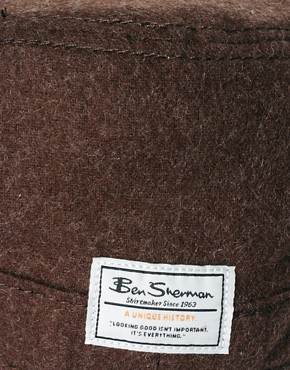 Image 3 ofBen Sherman Military Cap