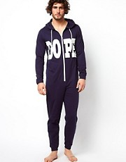 River Island &quot;Dope&quot; Onesie