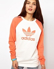 Adidas Fun Sweater Logo Sweater