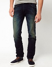 Diesel - Darron 809V - Blue Icon - Jeans slim regular fit