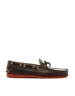 Image 4 ofQuoddy Canoe Moc Slip-On Loafers