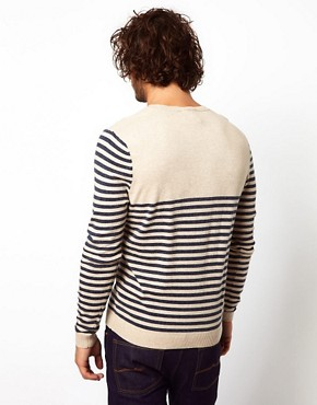 Image 2 of ASOS Stripe Jumper