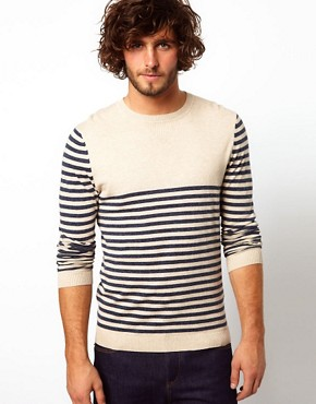 Image 1 of ASOS Stripe Jumper