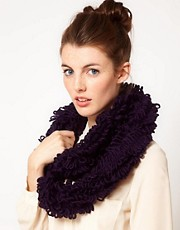 French Connection Loopy Loop Snood