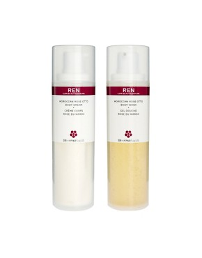 Image 3 ofREN Limited Edition Rose Duo SAVE 12%
