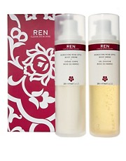 REN Limited Edition Rose Duo SAVE 12%