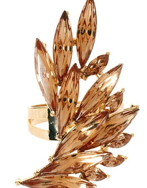 Image 2 ofTalullah Tu Jewel Wing Cocktail Ring