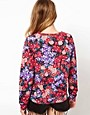 Image 2 ofMinkpink Sweatshirt In Floral Print