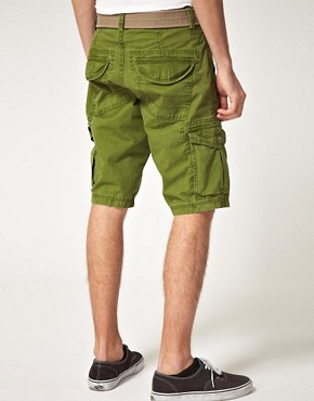 Image 2 ofEsprit Cargo Belted Short
