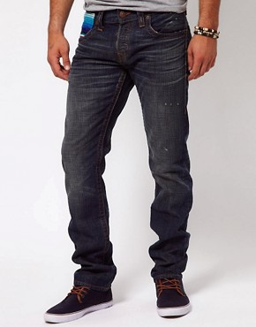 Image 2 ofTrue Religion Jeans Rocco Baja Slim Fit