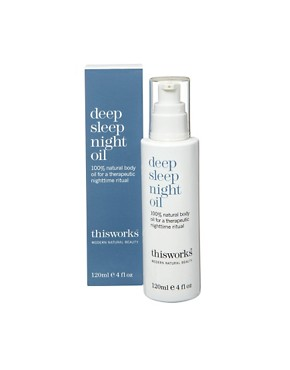 Image 1 ofThis Works Deep Sleep Night Oil 120ml