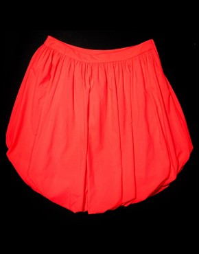 Image 3 ofASOS CURVE Midi Skirt In Puffball