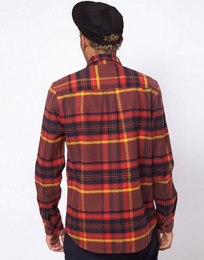Image 2 ofWESC Check Shirt
