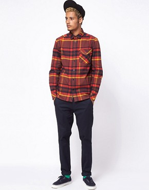 Image 4 ofWESC Check Shirt