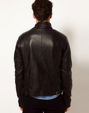 Image 2 ofLot 78 Leather Jacket Ethan