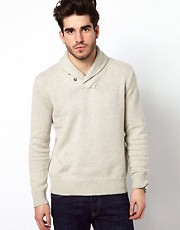 Polo Ralph Lauren Jumper with Shawl Collar