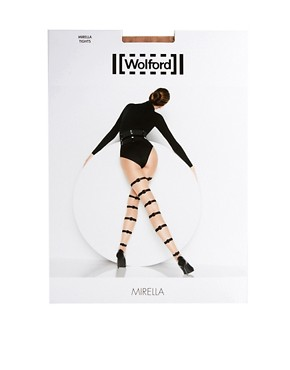 Image 3 ofWolford Mirella Buckle Tights