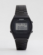 Casio B640WB-1AEF Digital Black Stainless Steel Watch