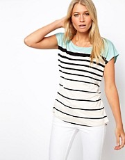Oasis Block Stripe T-Shirt