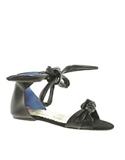 French Sole Jennifer Leather Sandal