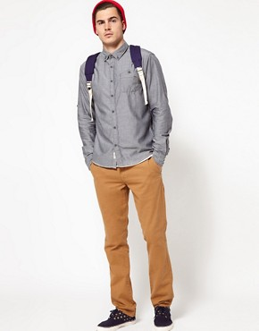 Image 4 ofSolid Oxford Shirt