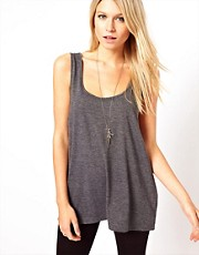 ASOS Tank with Drape Armhole