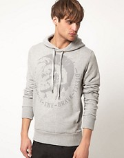 Diesel Scentyn Mowhawk Hoodie
