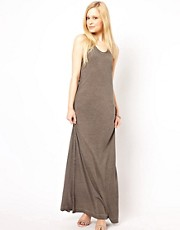 French Connection Dakota Dawn Racer Back Maxi dress