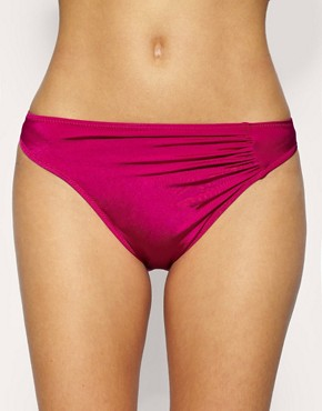 Image 1 ofFantasie Corsica Classic Draped Bikini Brief