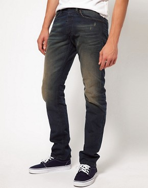 Image 1 ofDiesel Jeans Braddom Straight 8047 Colour Exposure