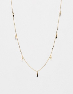 Limited Edition 70's Mini Tassle Long Chain Necklace
